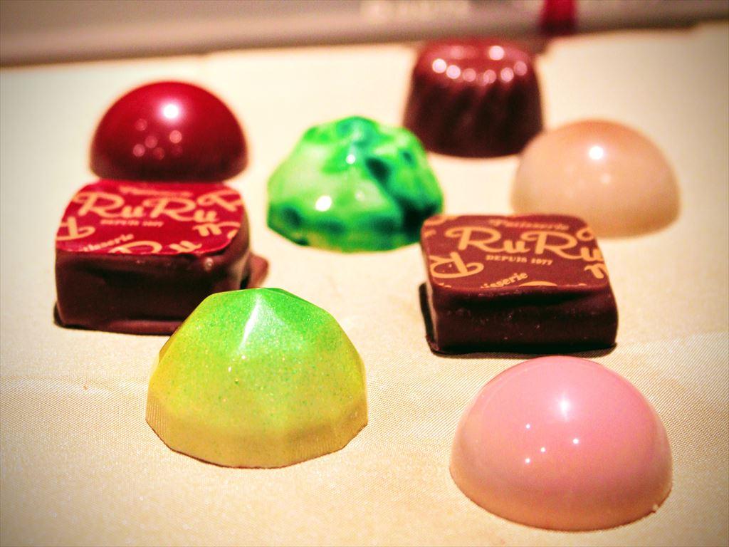 RuRu バレンタインチョコレート
